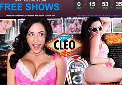 Cam girl It's Cleo