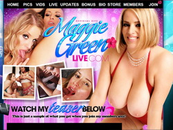 Adult Star Maggie Green